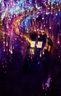 Tardis regeneration by ~piggy-tails --beautiful! doctor who. Geeks, Sf Wallpaper, Tardis Wallpaper, Doctor Who Wallpaper, Wallpaper Ideas, Serie Doctor, Doctor Who Art, Ninth Doctor, Hello Sweetie