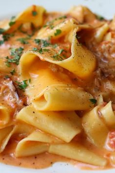 The Best Damn Pasta Dishes in NYC, Ranked via @PureWow  --  9. PAPPARDELLE ALLA FIESOLANA AT BAR PITTI  These slippery, flat homemade noodles arrive drenched in creamy tomato sauce with a sprinkle of parmigiano reggiano and smoked bacon. Swoon…