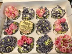 Vintage Cupcake, Succulents, Floral Wreath, Wreaths, Plants, Decor, Floral Crown, Decoration, Door Wreaths