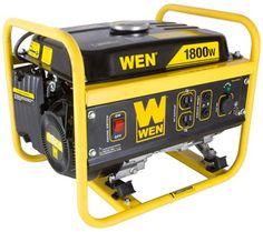 1. WEN 56180 Gas Powered Portable Generator