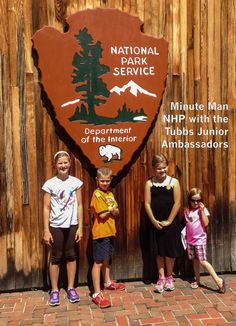 Relearning more history at Minute Man NHP - moosefish.com