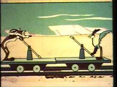 Década de 1941-1950 El Coyote y el Correcaminos (Wile E. Coyote and the Road Runner) son los personajes de una serie estadounidense de dibujos animados creada en el año de 1949 por el animador Chuck Jones para Warner Brothers.