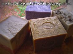 #Soaps offers a wide selection of natural beauty handcrafted soaps.