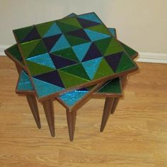 modern Nesting and Side Tables and Stools - Google Search