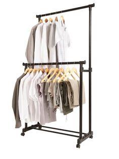 Ideal Double Clothes Rail