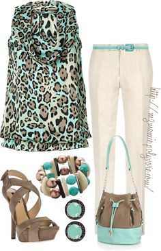 """Untitled #725"" by mzmamie on Polyvore"