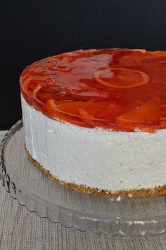Hozzávalók 24 cm-es kapcsos tortaformához   A torta aljához  20 dkg zabkeksz  10 dkg olvasztott vaj   A krémhez  40 dkg natúr jo...