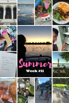 Summer Bucket List-Week #11 - I documented our summer bucket list here on the blog and this is the last week. It's so much fun to see what we did over the last eleven weeks and I am actually looking forward to school day routines and the fun that fall brings.