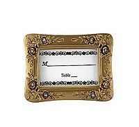 """Mom, I was thinking about these as party favors. They are 3 x 2 frames. We could put the b/w picture of Nan and Pop in the car and maybe a small text that says """"50"""" :) They are about $1 a piece!"""