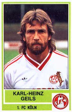 Karl-Heinz Geils · 1. FC Köln