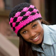 Shells are Swell Beanie ~ Kathering Eng – Red Heart