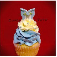 Cinderella Cupcakes By YuYu #Cinderella