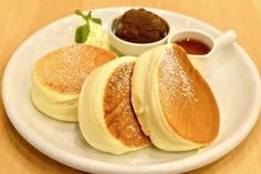 Healthy Dinner Recipes, Snack Recipes, Dessert Recipes, Cooking Recipes, Snacks, Breakfast Desayunos, Breakfast Recipes, Canned Zucchini, Japanese Pancake