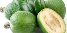 Vogue-Eyewear Official Website - HEALTHY FRUITS: FEIJOA