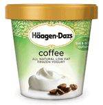 Mmmm... Frozen Yogurt from Haagen Dazs (For @Nikki Nikrooz)