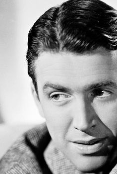 James Stewart - one of the most beautiful speaking voices in movie history