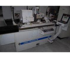 ROBBI OMICRON TEACH-IN 3204 USED CNC EXTERNAL GRINDING MACHINE | Machinebot.com
