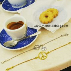 I caffè di sempre con la Nuova collezione bracciali  Per informazioni acquisti www.memelabblog.com