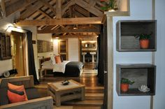 Chambre / Cabane Puybeton