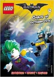 Lego Batman: Chaos in Gotham City