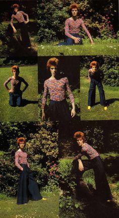 db-ninja: David Bowie