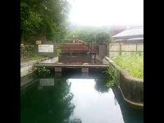 発電所:The Lake Biwa canal琵琶湖疏水31 - YouTube