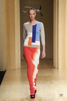 """Desfile de la colección Primavera/Verano 2015 """"Spicy Candy"""" de #Naulover en el #080Barcelona. #Moda #ModaMujer #Fashion #FashionShow #080"""