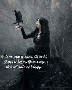Discover and share Witch Quotes. Explore our collection of motivational and famous quotes by authors you know and love. Wiccan, Magick, Witchcraft, Dark Side, Morgana Le Fay, Witch Quotes, Pagan Quotes, Ange Demon, My Demons
