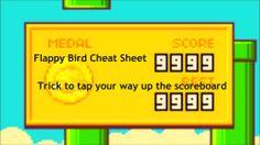 Flappy Bird Guide | Flappy Bird Apps | Flappy Bird Cheat Sheet