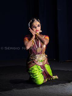 Mohiniattam dancer, Cochin, Kerala  Sergio Nogueira - Photography