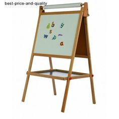 Shop for Tidlo Wooden Double Sided Easel. Compare live & historic toys and game prices.