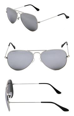 8e9c57f4623 Amazon.com  Ray-Ban Men s Large Metal Aviator Sunglasses