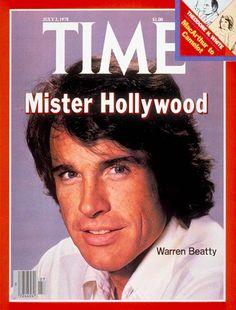 TIME Cover: Warren Beatty 1978
