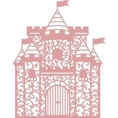 Intricut Castle Die 11.6 X 9.1 Cm | Hobbycraft