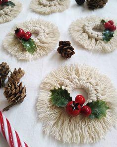 """@elusive_libe"""". . . . . . #xmasdecor #xmasdo #xmasornaments #xmas2020 #xmasgifts #xmasdecorations #xmas #xmasmood…"""" Xmas Ornaments, Christmas Wreaths, Xmas Decorations, Xmas Gifts, Holiday Decor, Handmade, Instagram, Home Decor, Christmas Ornaments"""