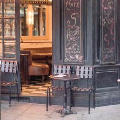"2,350 Likes, 67 Comments - A Parisian Moment (@aparisianmoment) on Instagram: ""The always welcoming Café Saint-Regis on the Île Saint-Louis. More Paris @photosbydcp and…"""
