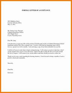 Notice Letter Template Best TemplateFormal