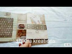 shikha kreations - YouTube Mini Photo Books, Simple Photo, Vintage Theme, The Creator, Youtube, Youtubers, Youtube Movies