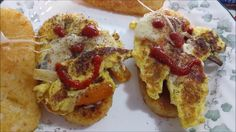 RV Cooking ~ A Few Breakfasts