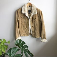 4315040fc5a 9 Best Corduroy Sherpa Jacket images
