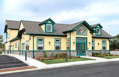 Veterinary Architecture - Chelmsford Animal Hospital - Chelmsford, MA