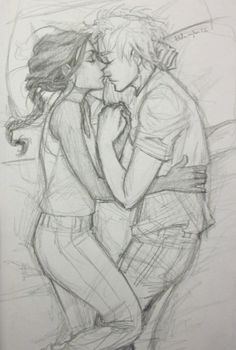 No more nightmares, Katniss and Peeta
