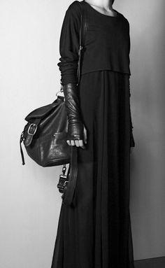 Visions of the Future // Dark Mori & Strega Fashion Mori Fashion, Fashion Mode, Womens Fashion, Fashion Outfits, Trendy Fashion, Fashion Ideas, Witch Fashion, Gothic Fashion, Vintage Fashion