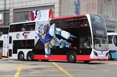 gundam bus hong kong - Google Search
