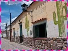 Animate: decinos en qué ciudad jujeña fue tomada esta foto. #Turismo #Argentina #Jujuy #ViajesGuíasYPF #GuíasYPF #Viajes #YPF