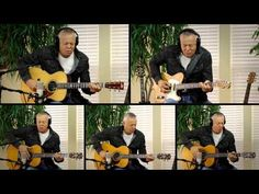 """NEW: """"The Journey"""" (Guitar Only) - Tommy Emmanuel. Multi-frame acoustic guitar goodness!"""