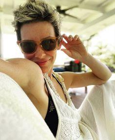 Evangeline Lilly Hurt Locker, War Film, Evangeline Lilly, Tauriel, Canadian Actresses, Golden Globe Award, The Last Time, Best Actress, Cat Eye Sunglasses
