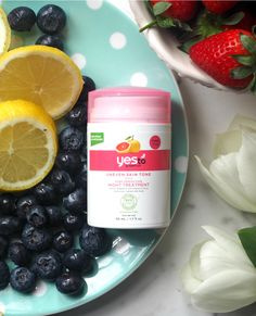London Beauty Queen: Wake Up Gorgeous: NEW Yes To Grapefruit Pore Perfection Night Treatment
