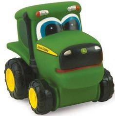 Johnny Tractor 1st Birthday Party Supplies - John Deere first ...