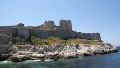 Chateau dIf Iles Fi